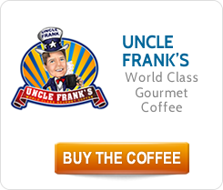 Uncle Franks World Class Gourmet Coffee